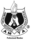 American Massage Therapy Association AMTA Logo